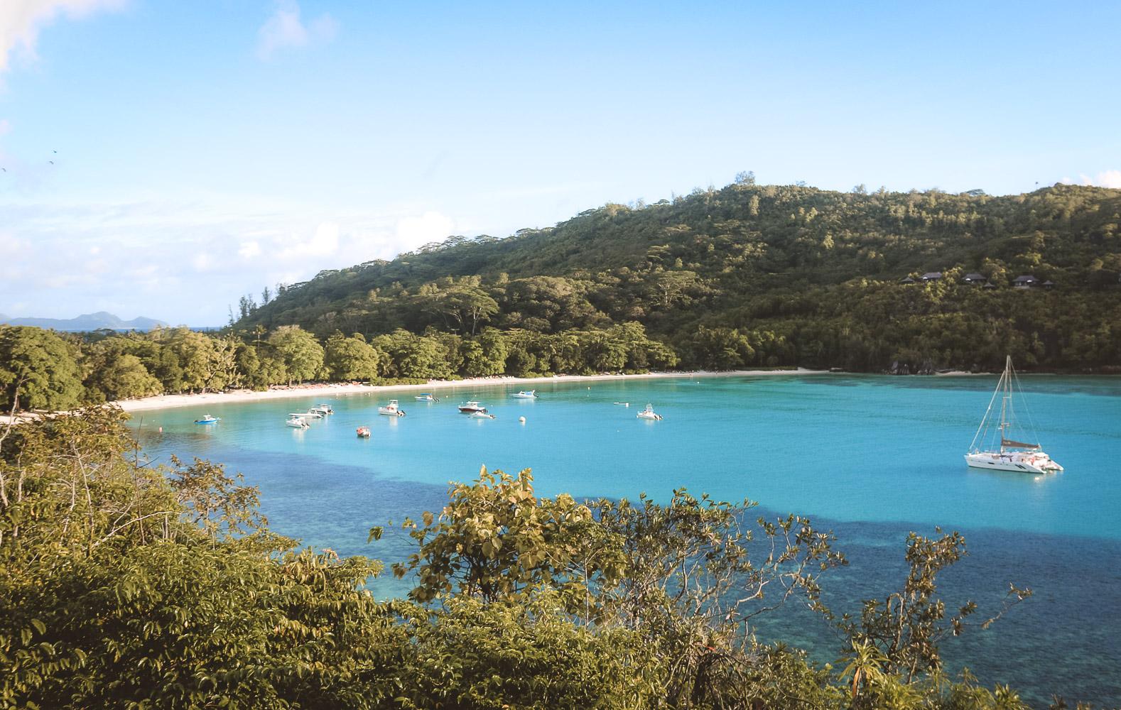 Anse des Anglais Seychelles