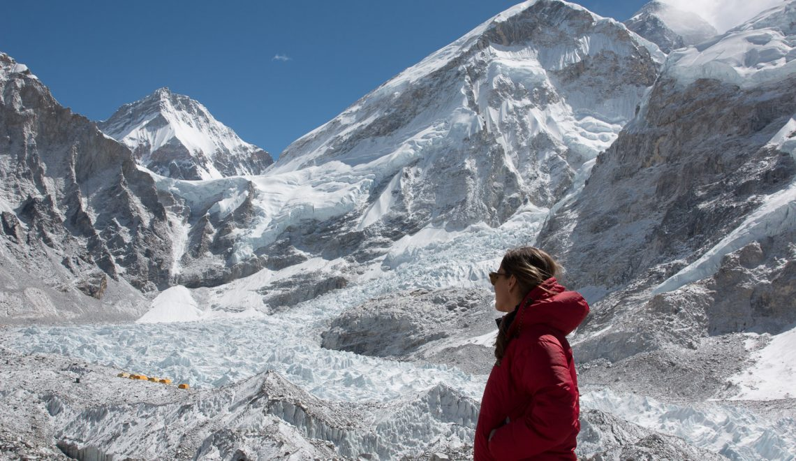On a journey to Everest Base Camp, I witnessed more than a magic scenery