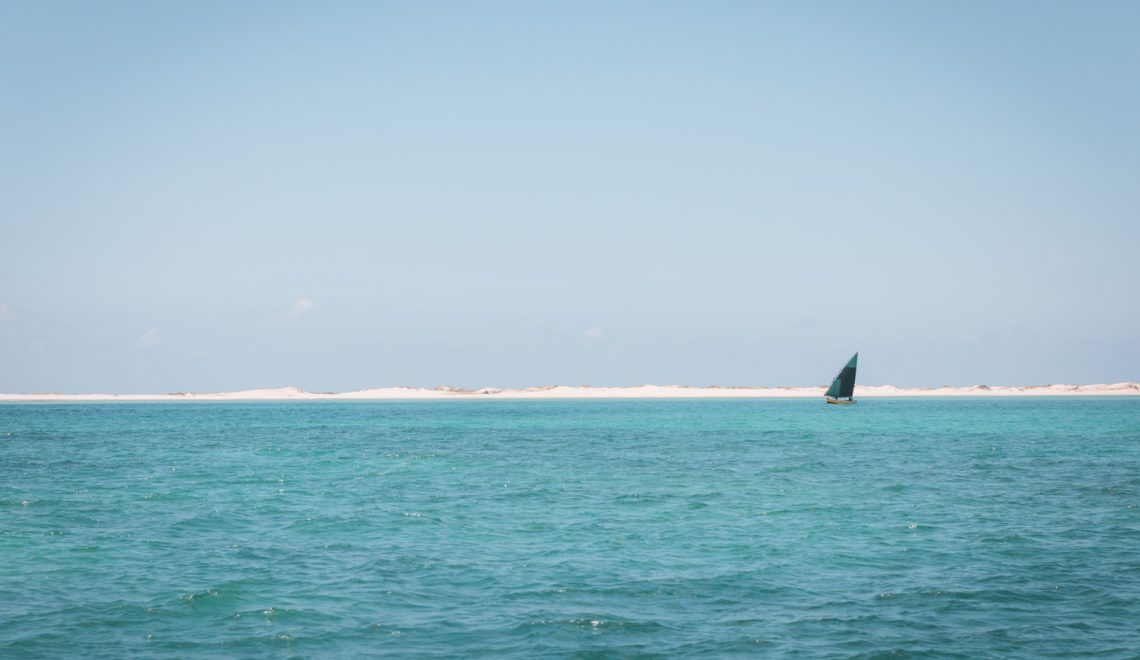 Beyond the waters of Mozambique