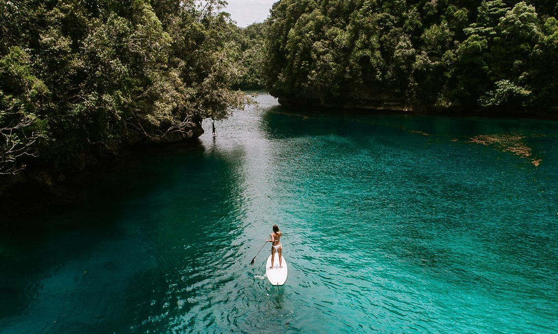 Surfing and serenity in Siargao