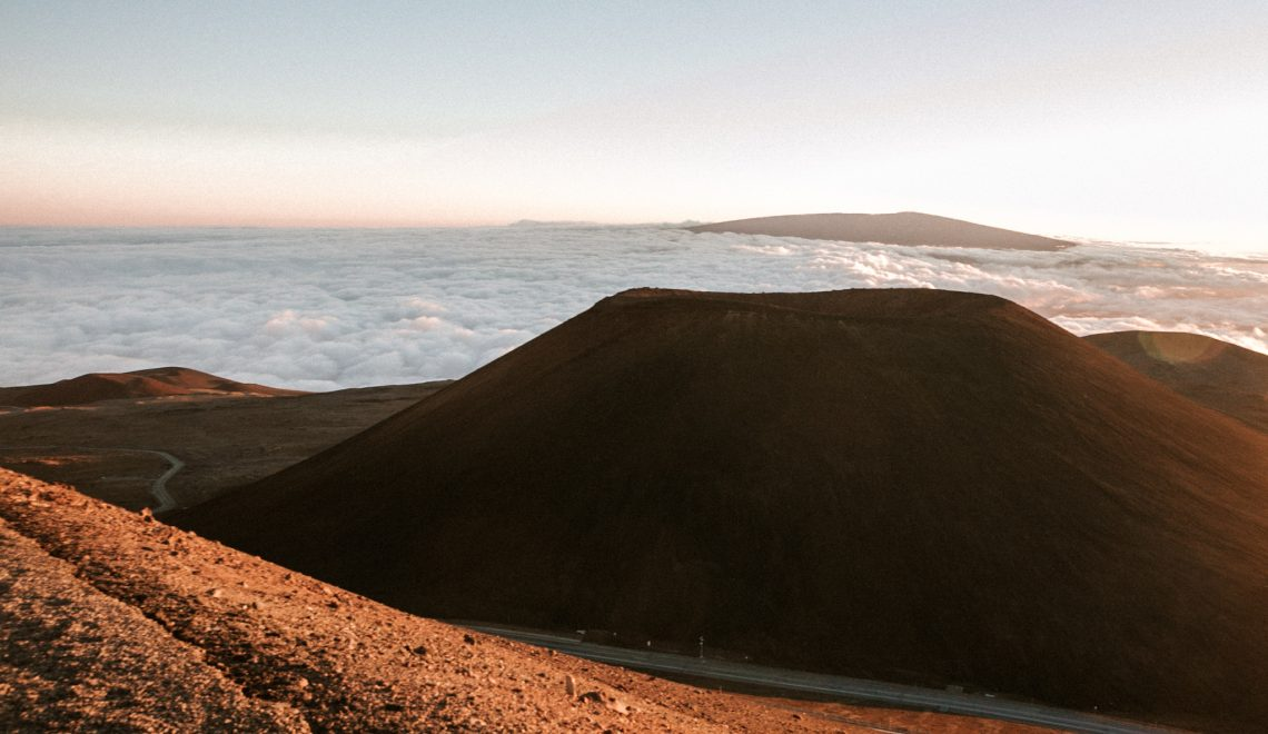 The shifting land of Hawaii's Big Island